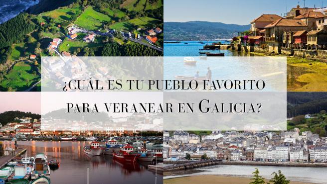 Buscamos el pueblo más bonito de Galicia