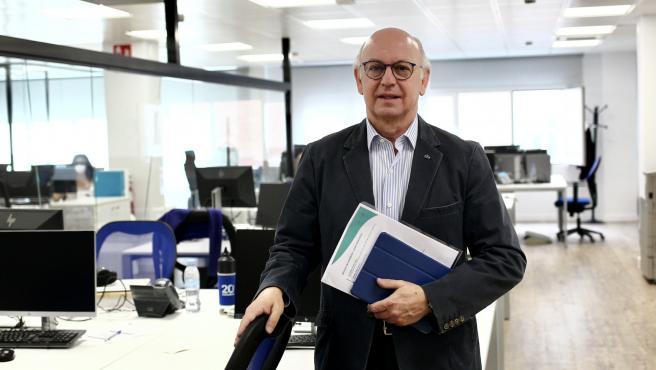 Aldo Olcese, presidente de Sociedad Civil Ahora