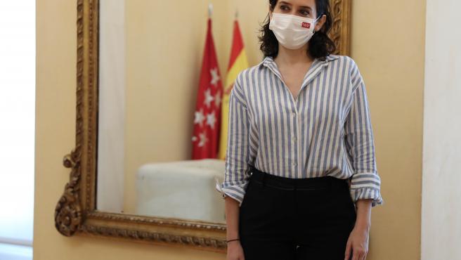 Ayuso anuncia que conferencia de presidentes de Salamanca será la última a la que irá hasta que se ajusten a reglamento