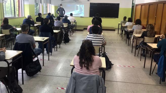 Educación cubre casi nueve de cada diez plazas convocadas en las oposiciones de Secundaria y Formación Profesional