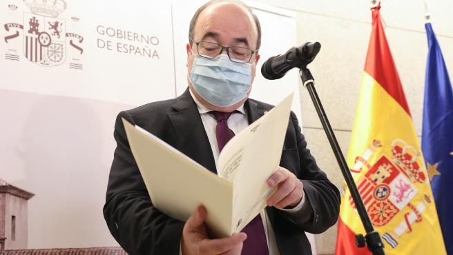 Gobierno y CCAA acuerdan la distribución de 165,5 millones de euros de los fondos europeos asignados a Cultura