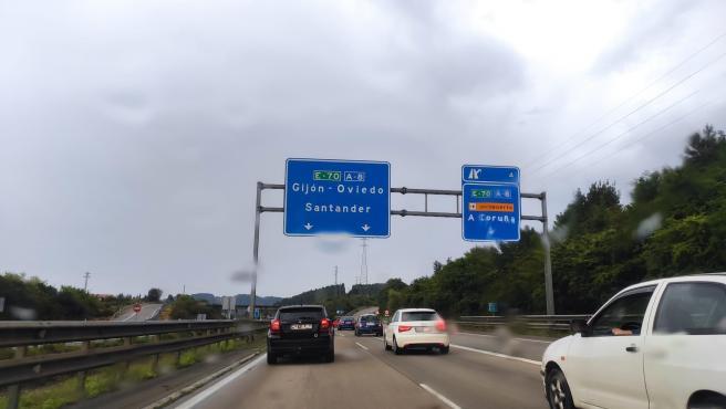 La DGT denuncia a 444 conductores en una semana por superar la velocidad permitida