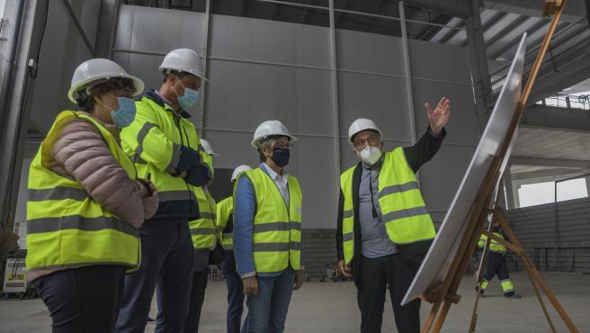 """La Xunta destaca el potencial de la industria de transformación de productos del mar, """"comprometida y eficiente"""""""
