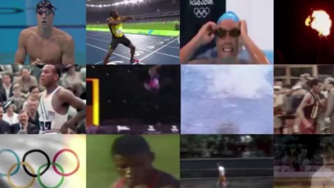 Las leyendas más destacadas de los Juegos Olímpicos
