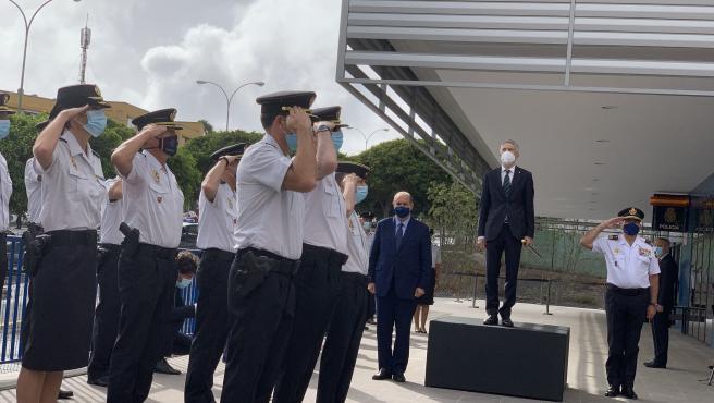 """Marlaska dice que la crisis migratoria de Canarias sirvió para dotarse de infraestructuras """"más sólidas"""""""