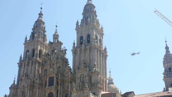 Unos 400 agentes velarán por la seguridad en Santiago con motivo de las celebraciones de este fin de semana