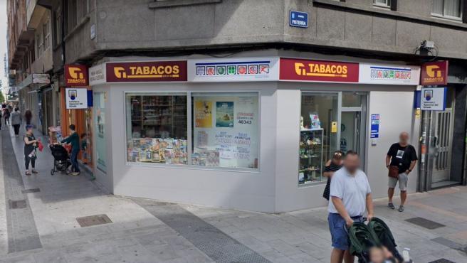 Despacho receptor número 29.845 de A Coruña.