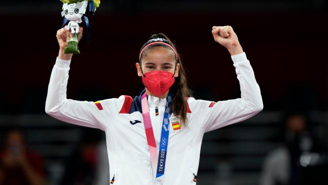 """Adriana Cerezo: """"Venía a por la medalla de oro"""""""