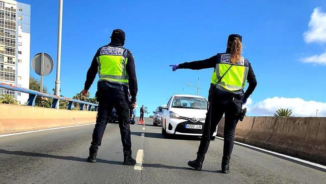 Curbelo pide más efectivos policiales para frenar los contagios