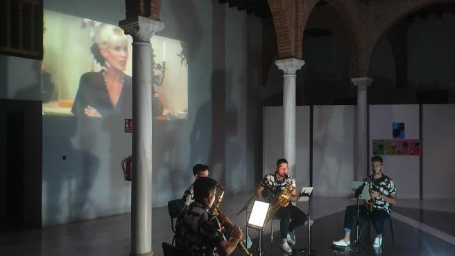 El cuarteto de saxofones SAX4U abre el ciclo de verano de la Banda Sinfónica Municipal de Guadix