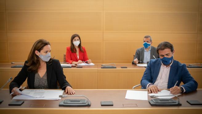 El PP pregunta al Cabildo de Tenerife por su participación en la aerolínea Lattitude Hub