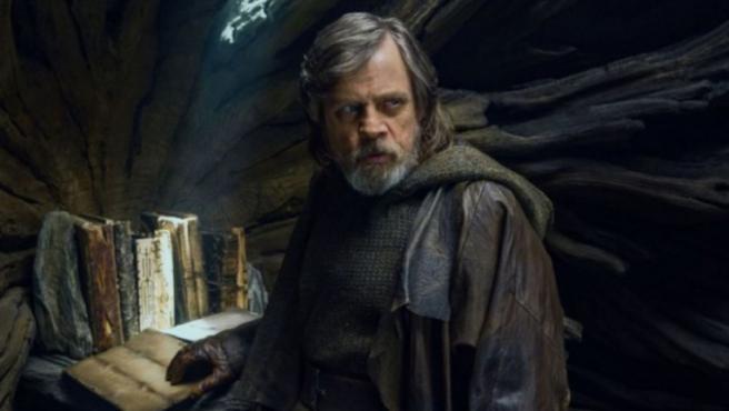 Fotograma de 'Los últimos Jedi'