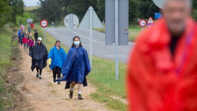 Los peregrinos del Camino de Santiago en Euskadi pueden sellar sus credenciales en las comisarías de Policía Nacional