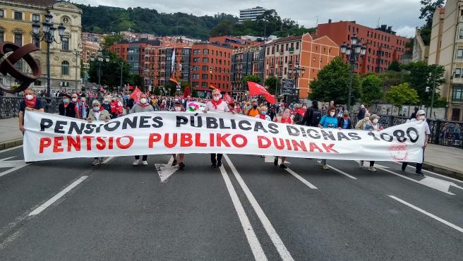 Movimiento de Pensionistas no se movilizará los tres primeros lunes de agosto a la espera de la manifestación del día 23