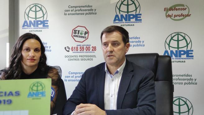 """ANPE tiende la mano a Lydia Espina y dice que la comunidad educativa """"respira aliviada"""" con la marcha de Carmen Suárez"""