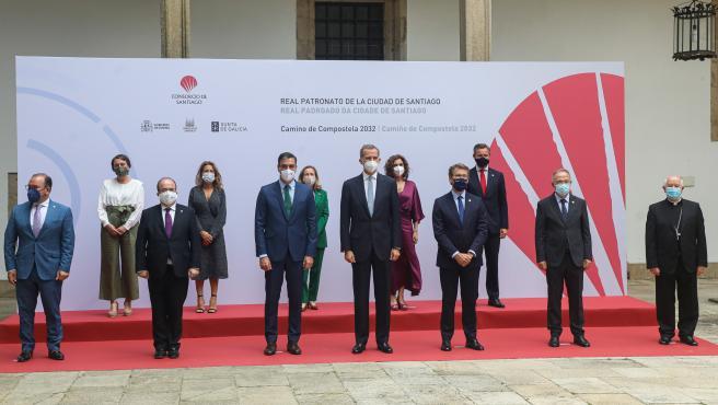 Santiago de Compostela recibirá una inyección de 281,5 millones en el periodo 2021-2032 aprobada por el Real Patronato