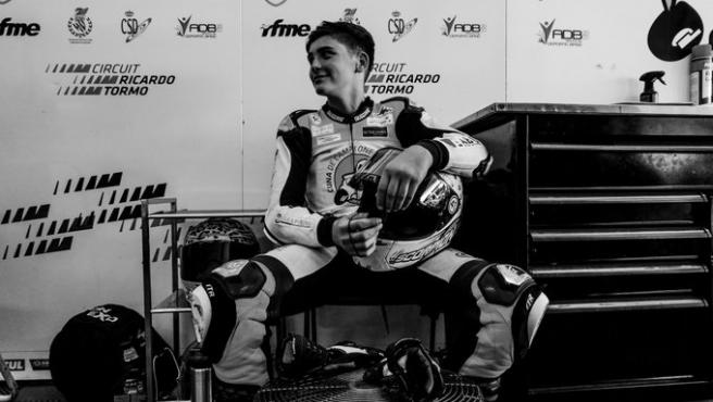 Events.- Huelva motorcycle rider Hugo Millán dies in an accident at MotorLand Aragón