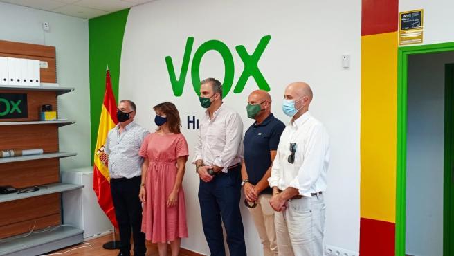 VOX apuesta por potenciar la actividad económica en el medio rural de la provincia de Huesca, más allá del turismo
