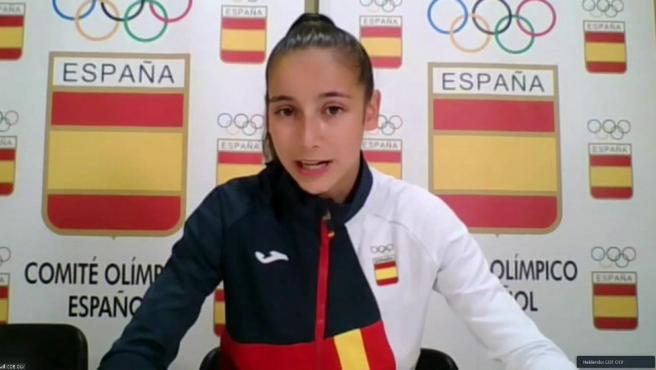 """Adriana Cerezo: """"Espero que conmigo el taekwondo haya crecido un poquito más"""""""