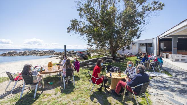 El PP de O Grove (Pontevedra), en desacuerdo con las medidas anticovid de la Xunta para la hostelería