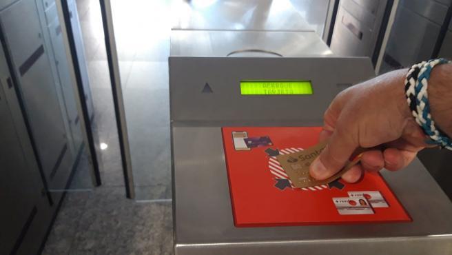 El sistema 'Cronos' de Cercanías registra el pago de 34.000 viajes en Málaga en su primer año de implantación