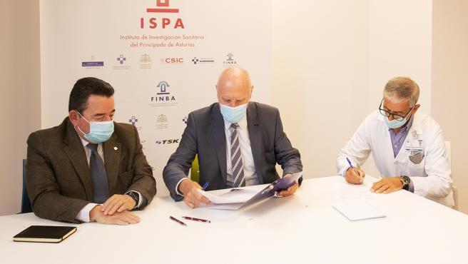 Fundación Caja Rural de Asturias y FINBA impulsan la investigación en obesidad y diabetes
