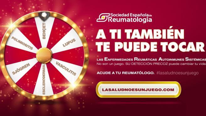 La SER arranca en Málaga una campaña nacional sobre las enfermedades reumáticas autoinmunes