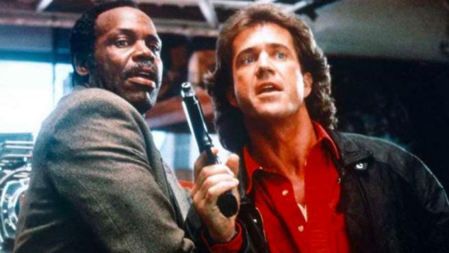 Mel Gibson y Danny Glover