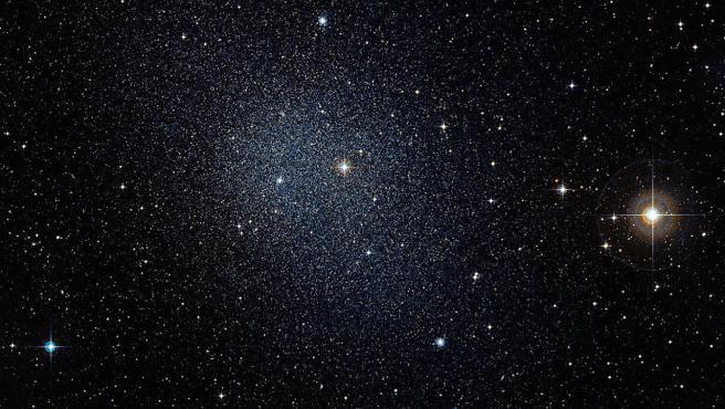 Galaxia esferoidal enana Fornax.