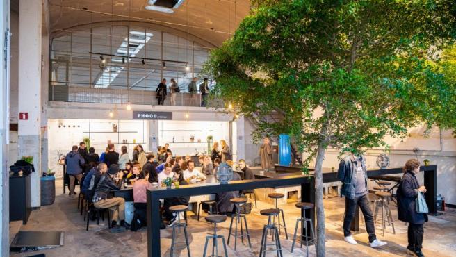 PhoodKitchen, el primer restaurante acuapónico del mundo.