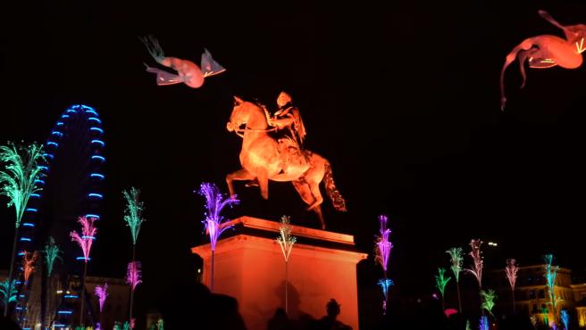 Madrid se ilumina en honor a la Unesco: del 28 al 31 de octubre acoge el Festival  de la Luz al estilo de Lyon o Berlín