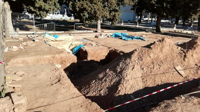 Memoria.- El Ayuntamiento avanza que el convenio para exhumaciones en cementerios podrá firmarse tras el verano