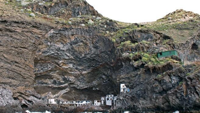 Porís De Candelaria en Santa Cruz de Tenerife.
