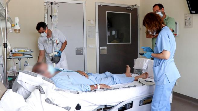 La Fe es el primer hospital español en realizar 3.000 trasplantes de médula ósea