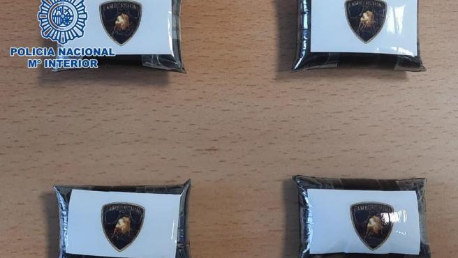 Detienen a un hombre por llevar 80 gramos de hachís ocultos en su turismo en Las Palmas de Gran Canaria