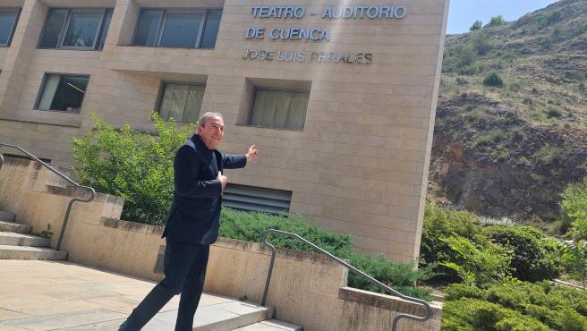 José Luis Perales, nombrado hijo adoptivo de Cuenca por unanimidad del pleno municipal