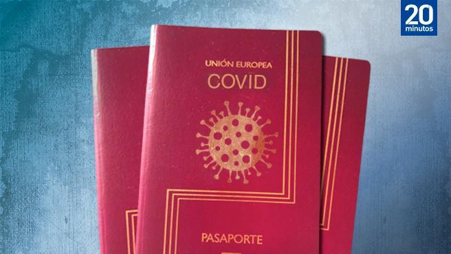 Todo sobre pasaporte covid y certificados de vacunas