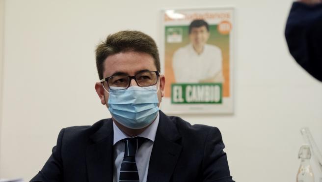 """Cs critica al PSOE-A por """"tejer durante 37 años una red clientelar llena de duplicidades a costa de impuestos"""""""