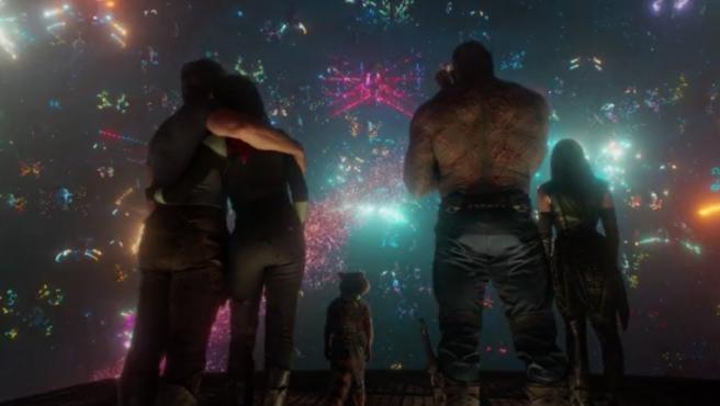 Fotograma de 'Guardianes de la Galaxia Vol. 2'