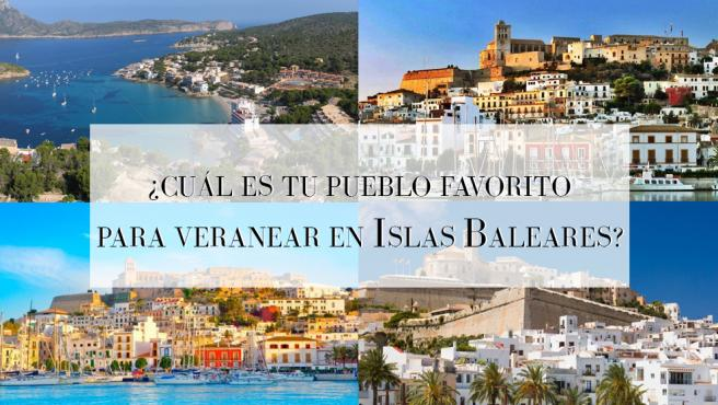 Pueblo más bonito Islas Baleares.