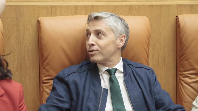 """Ocón subraya que La Rioja va a ser la comunidad """"que más va a incrementar las entregas a cuenta"""""""
