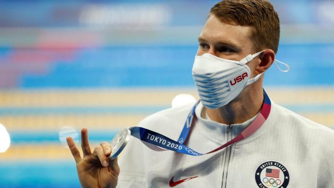 El nadador estadounidense Ryan Murphy.