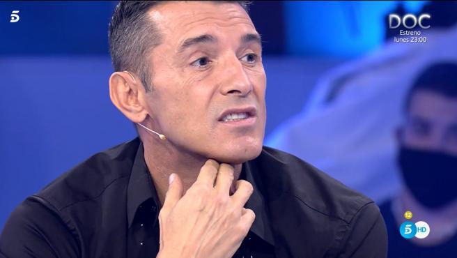 Jesús Vázquez, en 'Volverte a ver'.