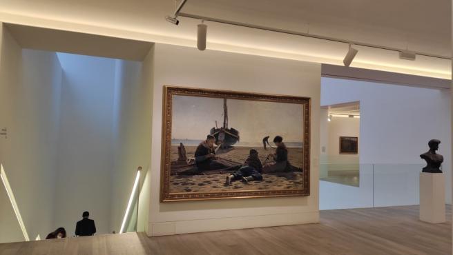 El Bellas Artes recibió 12.011 visitantes en el mes de julio, una de las mejores cifras de su historia