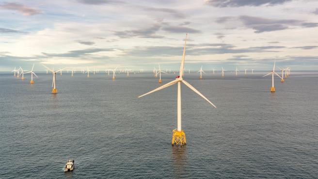 """El BNG propone declarar el litoral gallego como un espacio """"no apto"""" para la instalación de parques eólicos marinos"""