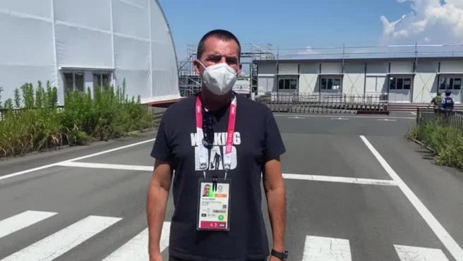Germán Dobarro, diario desde Tokio, 1 de agosto: las insoportables temperaturas