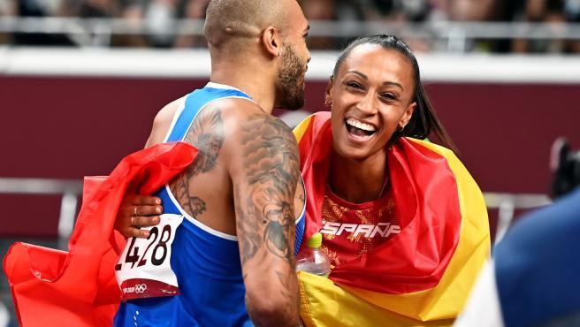 Jacobs, oro en 100 metros, y Peleteiro, bronce en triple salto en Tokio 2020