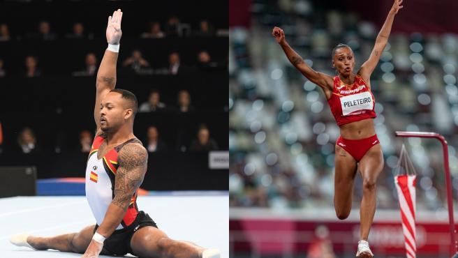 (Previa) Ray Zapata busca una medalla en suelo y Ana Peleteiro quiere pelearla en el triple salto