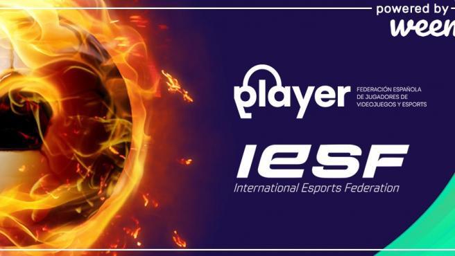 Clasificatorio de eFootball PES21 para el 'esports team Spain'