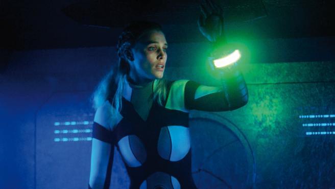 Gaia Weiss en 'El tubo'